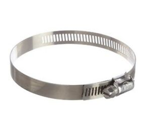 Ideal Tridon 6396 Hy Gear Stainless Steel 4 1 2 6 1 2 9 16 Band Hose Clamp