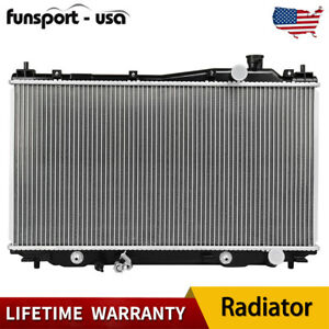 Aluminum Radiator For Honda 01 05 Civic Dx Ex Gx Hx Si 1 7l L4 Us 2354 Lifetime