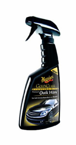Meguiars Gold Class Carnauba Plus Premium Quik Wax High Gloss Quick Wax