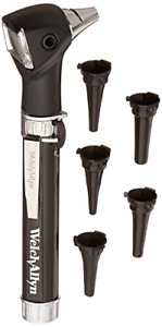Welch Allyn Pocketscope Jr Otoscope With Aa Handle Pocket Clip 22840 New