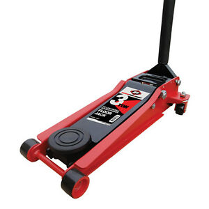 Aff 300t 3 Ton Low Profile Professional Floor Jack Low Pickup Height