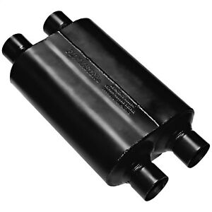 Flowmaster Super 40 Series Muffler Dual 2 5 In Out Delta Flow Exhaust 9525454