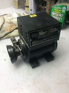 Ono Sokki Torque Detector Unit Model Ss 050 Max Speed 6000 Rpm Used