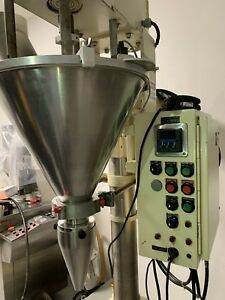 Auger Filler Automatic Works Perfect Great Conditions