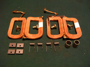 Massey Ferguson To 20 To 30 To 35 Starter Field Coils Repair Kit 1109457 12 Volt