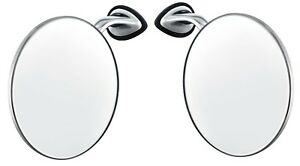 Fender Mount Mirrors All Stainless Steel Universal