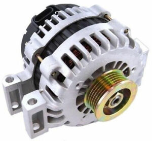 High Output 350 Amp New Alternator Saab 9 7x Chevy Trailblazer Gmc Envoy