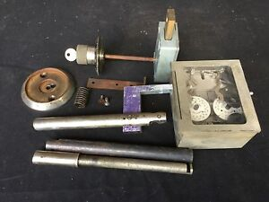 Vintage Diebold 2 Movement Time Lock W Combo Lock Mounting Hardwarelocksmith