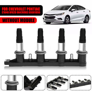 96476983 Ignition Coil Pack 7 pins Replace For Chevrolet Aveo Pontiac 09 13