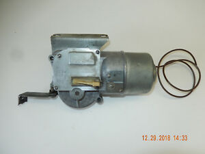 1955 1956 1957 Chevy Chevrolet Gmc Pickup Truck Electric Wiper Motor