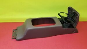 92 95 Honda Civic Eg Shifter Cup Holders Tan Console Oem Cupholders