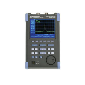 Bk Precision 2652a Spectrum Analyzer With Tracking Generator 50 Khz 3 3 Ghz