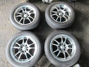 Jdm Mugen 15 4x100 6 5j 45 Mf10 Mf8 Wheel Japan Rim Forged Eg6 Ef Ek