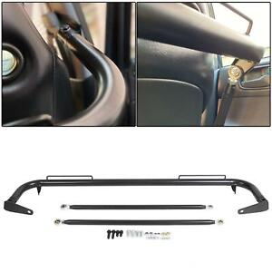Stainless Steel 49 Racing Safety Chassis Seat Belt Harness Bar across Tie Rod