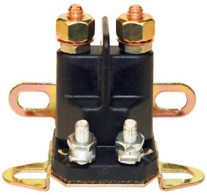 Universal Heavy Duty Relay Solenoid 4 Post For Western Fisher Myers Snowplows