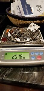 Sterling Silver Mixed Scrap New Lot 925 200 Grams 4