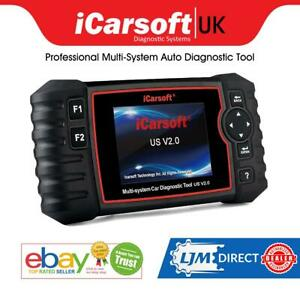 2020 Icarsoft Professional Multi System Diagnostic Scan Tool Us V2 0 For Ford