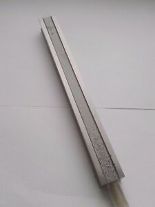 Precision 4 sided Machinists Straight Edge 200mm Made In Ussr