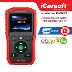 Icarsoft Bcc V1 0 Professional Multi system Auto Diagnostic Tool For Gm chrysler