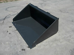 Toro Dingo Mini Skid Steer Attachment 34 Low Pro Smooth Bucket Ship 149