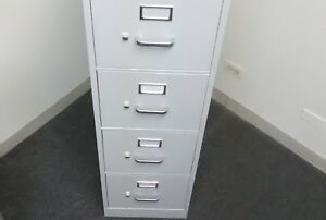 Anderson 200 Series Steel Vertical Office File Cabinets
