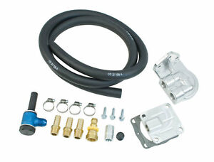 Vw Bug Buggy Sand Rail Full Flow Remote Filter Kit 9252 Fwpauto