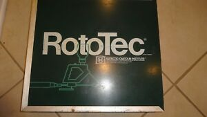 Rototec Spray Weld Complete Kit From An Old Machine Shop With Extra Material