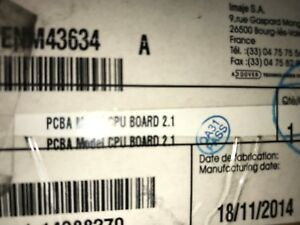 Markem Imaje Enm43634 Enm36682 Main Board 9042 9040 2 1 Pcba Cpu Board New Inbox