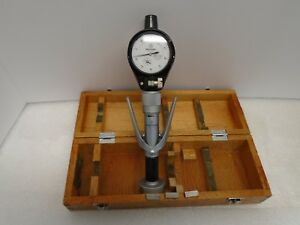 Mitutoyo 0001 Dial Bore Gage 1 6 1 8