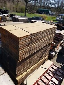 Used Concrete Forms Symons 24 x8 Only 75 00each