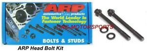 Arp Head Bolt Kit 190 3607 Pontiac 350 400 428 455 W D Port Heads 1967