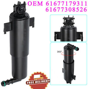 New Headlight Washer Nozzle Cylinder Oem 61677179311 For Bmw E90 3 Series Us