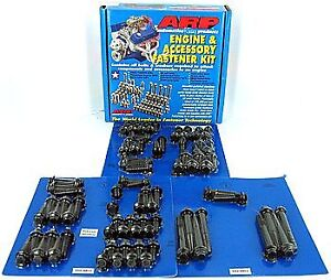 Arp Engine Accessory Fastener Kit 555 9802 Ford 390 428 Fe Series