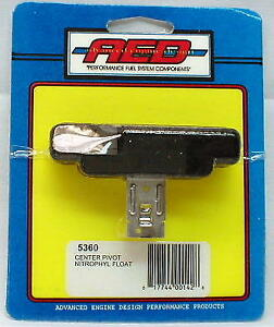 Aed Holley Nitrophyl Replacement Float Center Pivot 4150 Style Carb