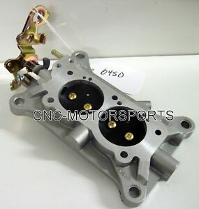 Aed Performance Holley Carburetor 4412 Base Plate Assembly 500 2bbl 6450