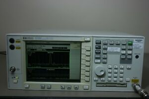 Hp Keysight E4406a 7mhz 4ghz Vsa Transmitter Tester W Many Options Warranty