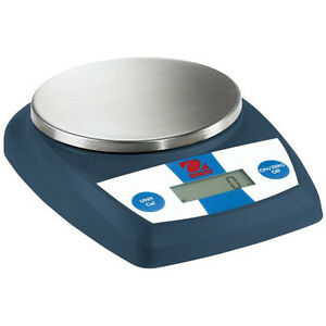 OHAUS CL5000F Portable Culinary Scale 5000 g Capacity 1 g Readability