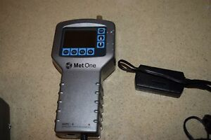Met One Hhpc 6 Hand Held Airborne Particle Counter b2