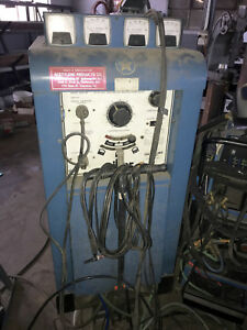 Miller Welder Big Blue 330 A bp With Certification Meters Tig