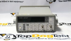 Hp Agilent Keysight 53131a Opt 010 Universal Frequency Counter 225 Mhz