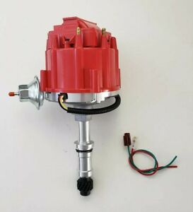 Buick Odd Fire 231 Jeep Dauntless 225 Red Hei Distributor 65 000 Volt Coil