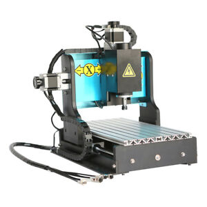 Nzl 110v 600w 3 Axis Cnc 3020 Router Engraving Milling Machine Parallel Port