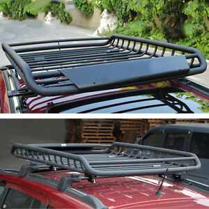 Higa Universal Cargo Basket Roof Rack For Jeep Grand Cherokee Compass Patriot