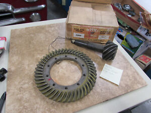 Nors 1946 1947 1948 Kaiser Frazer 4 27 Ratio Ring And Pinion Set 200404