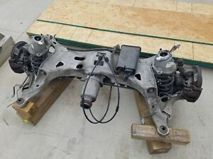 01 Volvo V70xc Rear End Suspension Complete Assembly Differential Control Arm