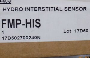 New Fmp his Incon Brite 11 Hydrostatic Interstitial Sensor Incon