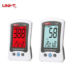 Uni t A25d 3 Pm2 5 Tester Air Quality Detector Temperature Humidity Measurement
