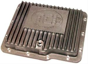 Tci Auto Automatic Transmission Pan Stock Aluminum Natural Gm Powerglide Each
