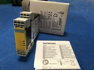Siemens Sirius 3tk2821 2cb30 Safety Relay