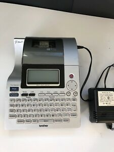 Brother P touch Pt 2700 Label Maker Usb With Power Adapter
